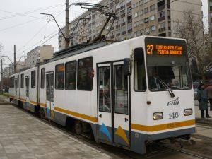 tramvai Bucuresti