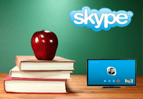 engleza pe Skype