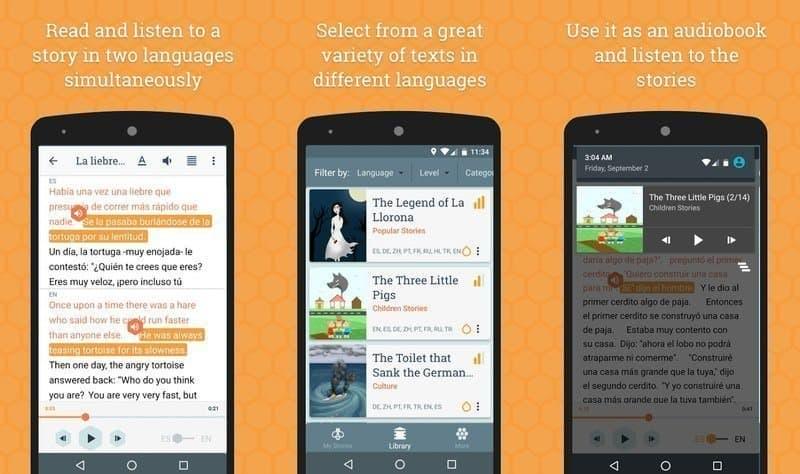 Invata engleza folosind carti audio