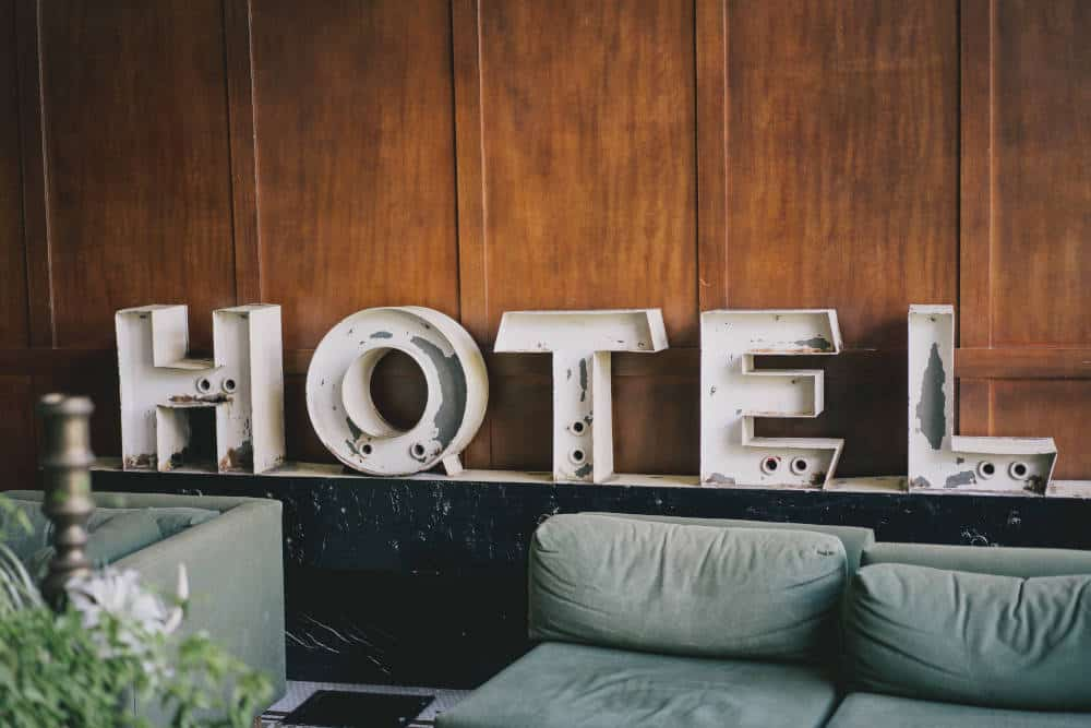 Expresii engleza hotel