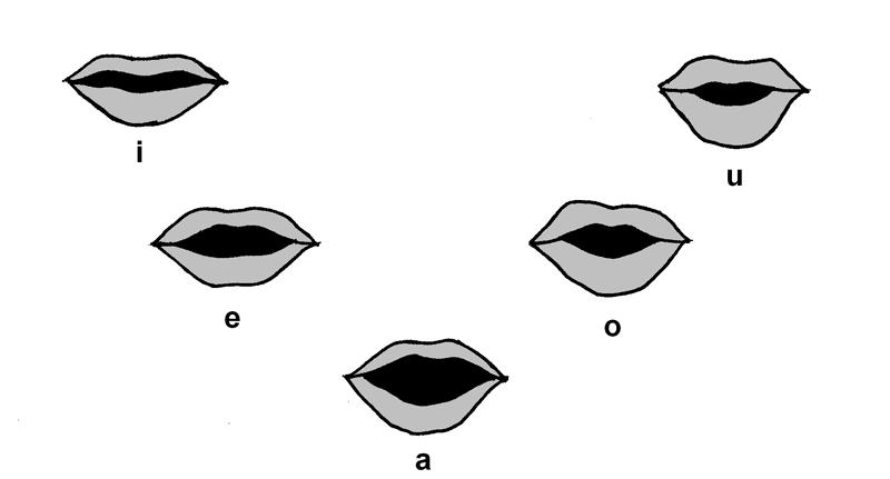 Pronuntia vocalelor din alfabetul in engleza