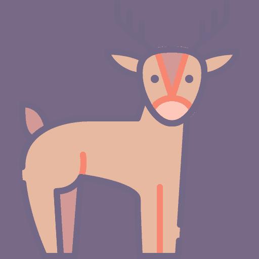 Deer - Ren