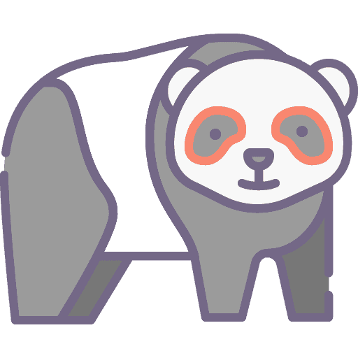 Giant Panda - Panda Gigant