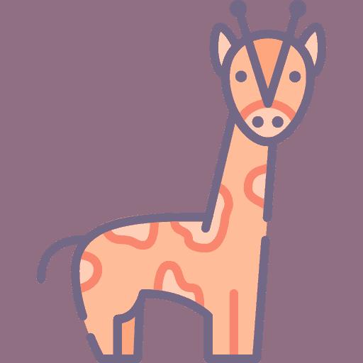 Giraffe - Girafa
