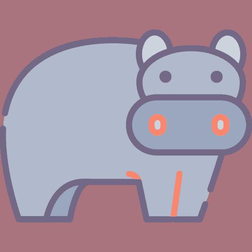 Hippopotamus - Hipopotam