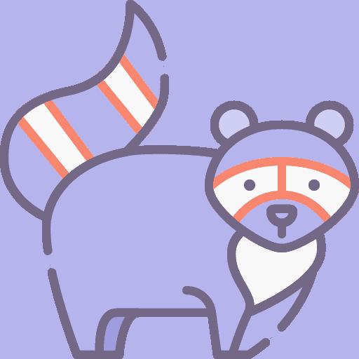 Racoon - Raton